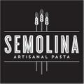 Semolina Artisanal Pasta Logo