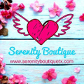 Serenity Boutique! Logo