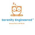 Serenity Engineered Weighted Blanket Logo