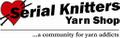Serial Knitters Logo