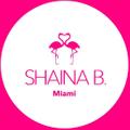 Shaina B. Cosmetics Logo