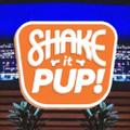 Shake it Pup! Dog Food Seasoning USA Logo