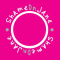 Shame on Jane logo