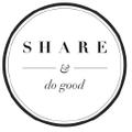 Share & Do Good Logo