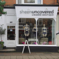 Sheenuncovered & Rubyblue Logo