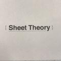 Sheet Theory Logo