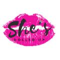 She's Dolled Up  Logo