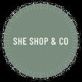 She Shop & Co Logo
