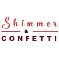 Shimmer & Confetti USA Logo