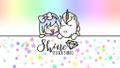 Shine Sticker Studio Logo