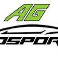 AG Autosports Store Logo