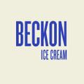 Beckon Ice Cream Logo