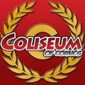 Coliseum Ofmics Logo