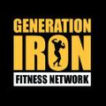 Generation Iron Shop Logo