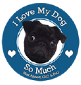 I Love My Dog So Much Shop logo