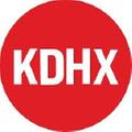 KDHX Online Store Logo