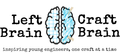 Left Brain Craft Brain logo