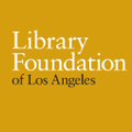 Library Foundation Of Los Angeles Logo
