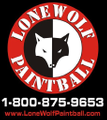 Lone Wolf Paintball  Logo