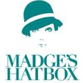 MadgesHatbox Vintage USA Logo
