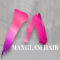 Maxglam Hair Logo