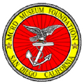 MCRD Museum Gift Shop USA Logo