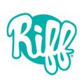 Riff Cold Brewed Logo