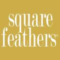 Square Feathers USA Logo