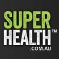 SuperHealth logo