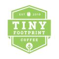Tiny Footprint Coffee Logo