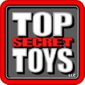 Top Secret Toys USA Logo