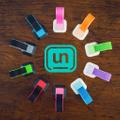 Ungrip INT'L logo