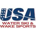 USA Water Ski & Wake Sports Logo