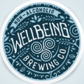WellBeing Brewing® Logo