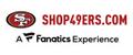 Shop49ers.com Logo