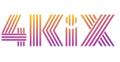 4 KiX logo