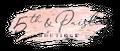 5th & Paisley Logo
