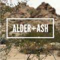 Alder+Ash Logo