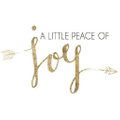 A Little Peace Of Joy Logo
