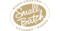 Small Batch Gallery + Goods Logo