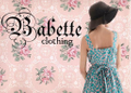 Babette Clothing Logo