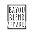 Bayou Blend Apparel Logo