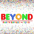 Beyond Party Supplies & Toys Logo