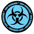 Shop Biohazard Logo