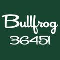 Bullfrog Logo