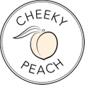Cheeky Peach Logo