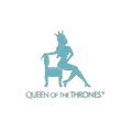 Queen of the Thrones Canada Logo