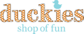 Duckies Shop of Fun Coupons and Promo Codes