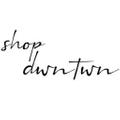 shop dwntwn Logo