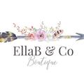 EllaB & Co Boutique logo